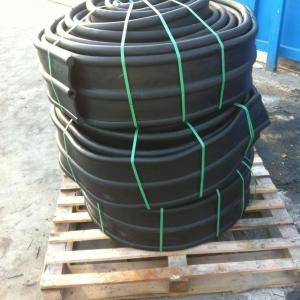 A10b PVC Waterstop 10 นิ้ว 3 ปุ่ม หนา 9.5 มม.(25 เมตร)