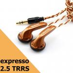 expresso 2.5 TRRS