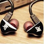 ขาย Auglamour AG-R8 หูฟังระดับ Hi-Fi เสียงดี เบสเด่น ถอดสายได้ (สีดำ)
