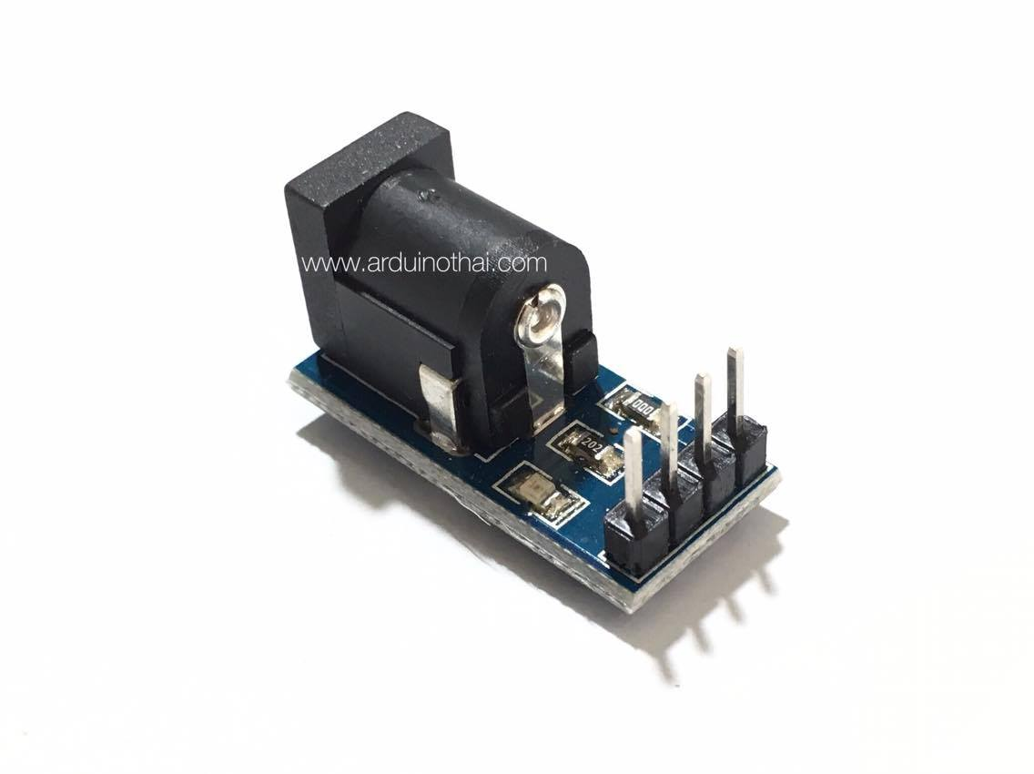Power connector 3.5 mm (Module)