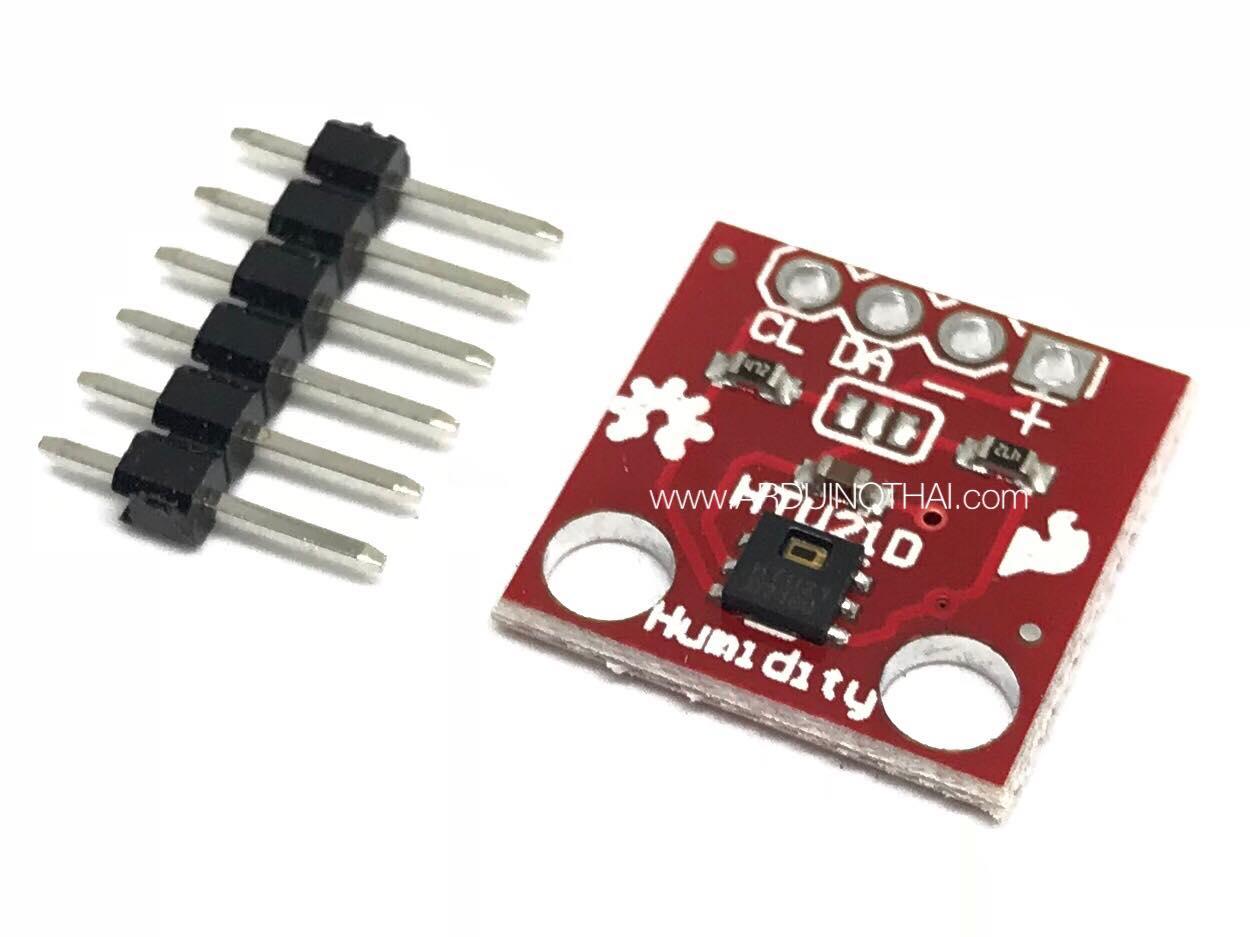 HTU21D Sensor