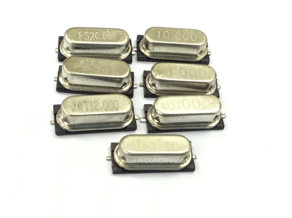 Crystal Oscillator Pack