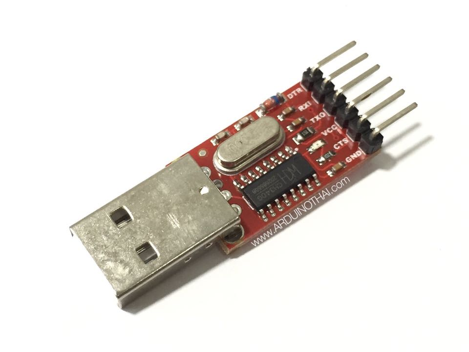 USB Downloader Module (chip CH340)