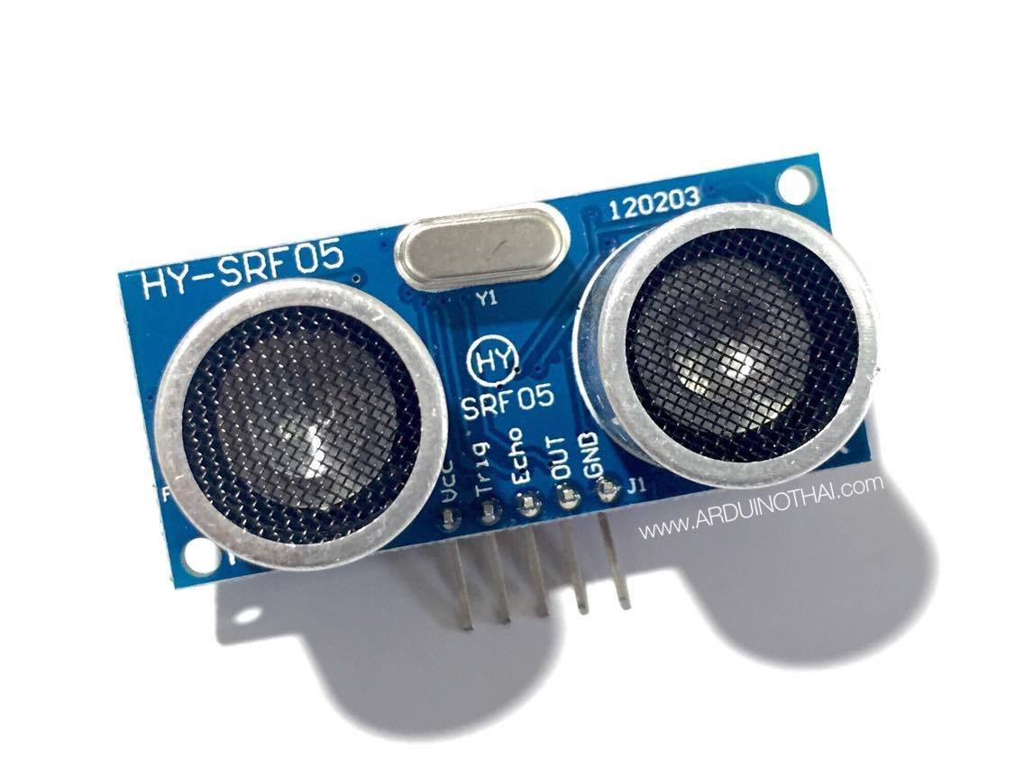 Ultrasonic Module (HY-SRF05)