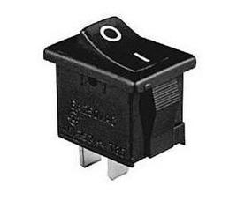 Switch ON - Off ขนาด 15 21MM DIP2 (250VAC 6A)
