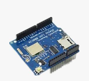 TI CC3000 wifi shield