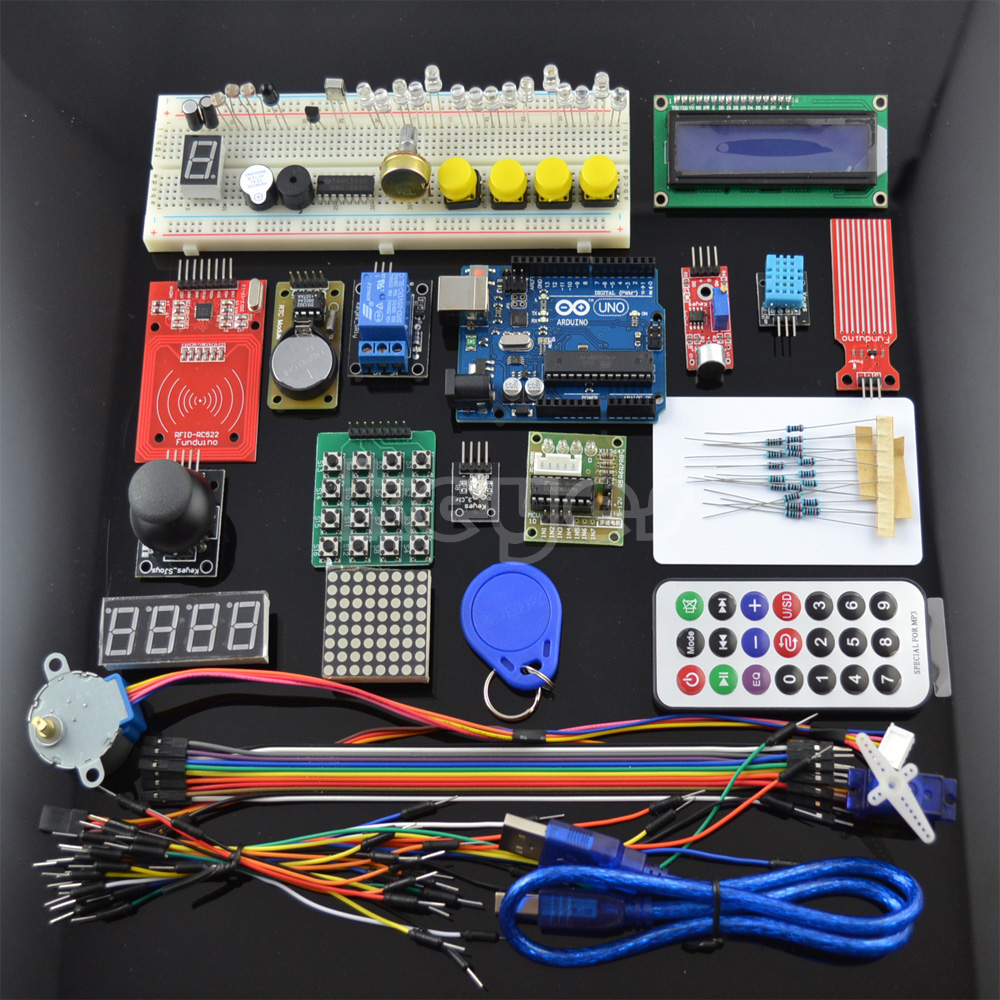 Arduino RFID Learning kit (Set 4)