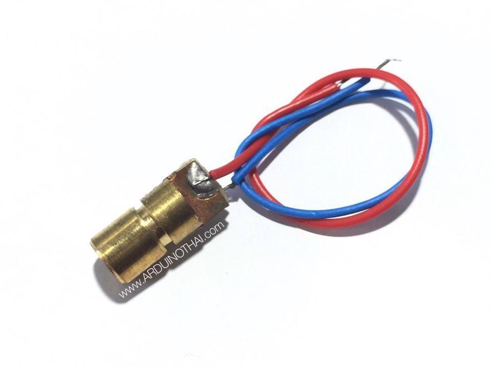 5V Head laser diode (laser tube 6MM)