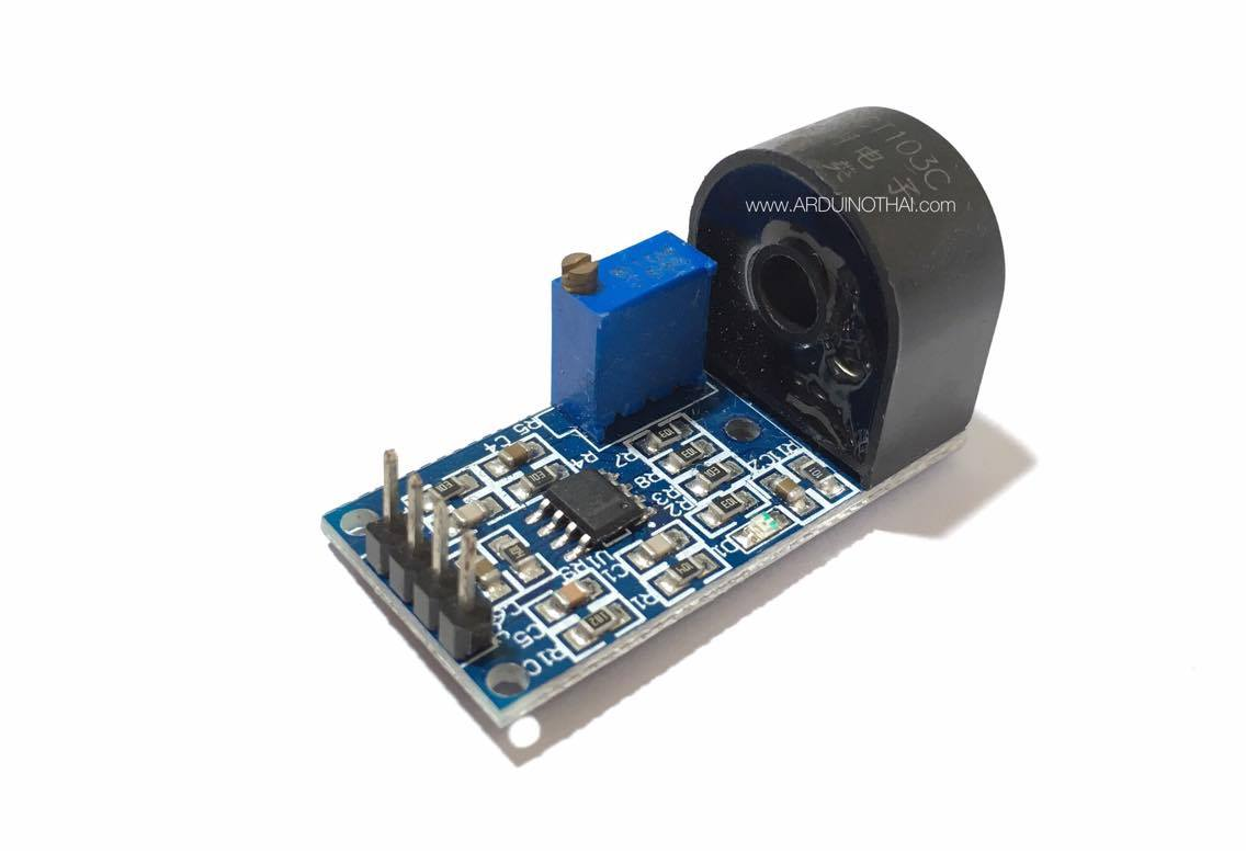Single Phase AC Current Sensor Module