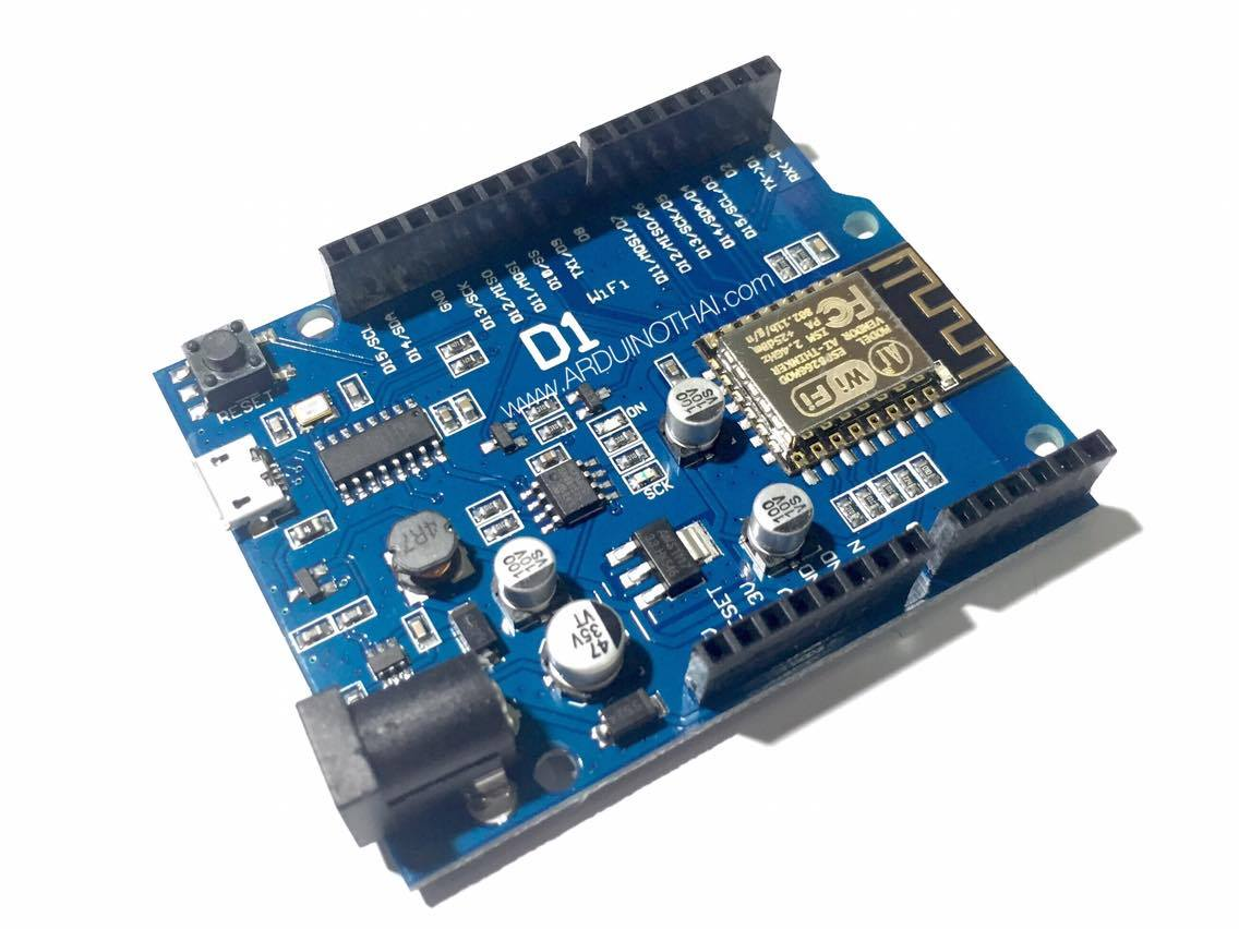 WeMos D1 WiFi UNO Development Board ESP8266