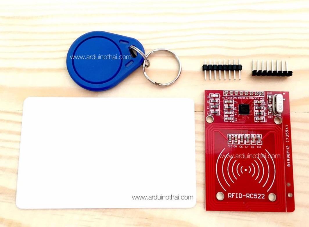RFID Module (RC522) (Red)