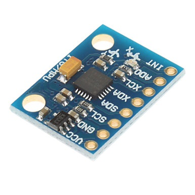 GY-521 3-axis Accelerometer/Gyro Module (MPU6050)