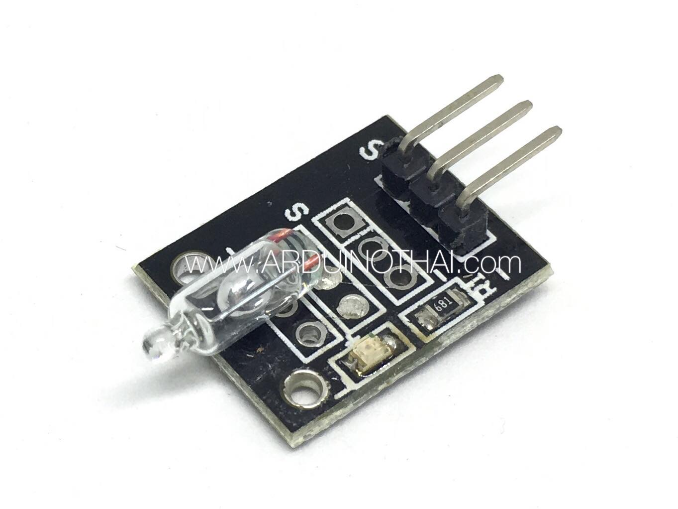 Mercury Tilt Switch Module (KY-017)