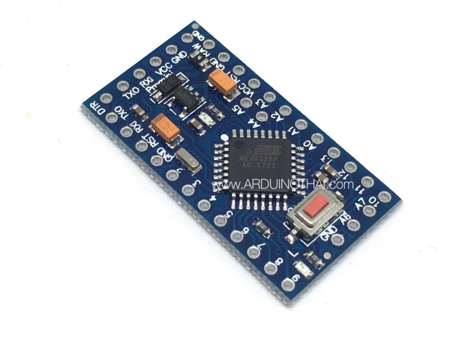 Arduino Pro mini ATMEGA328P - 5V/16MHz