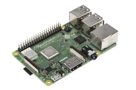 Raspberry Pi 3 Model B+ (UK)