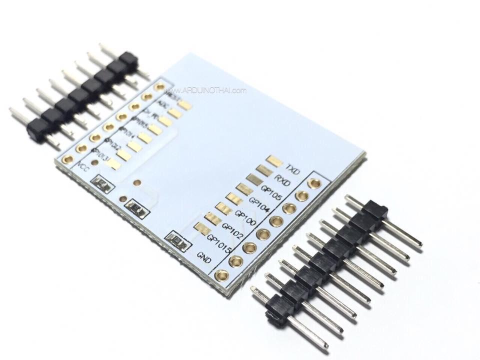 ESP8266 PCB