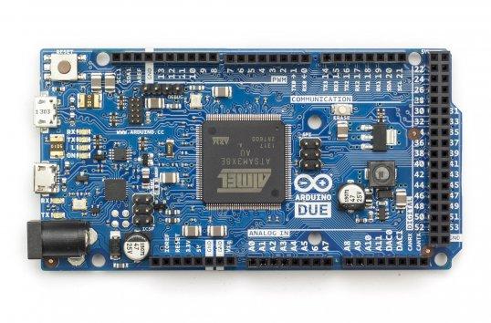 Arduino DUE (แถมสาย Micro USB)
