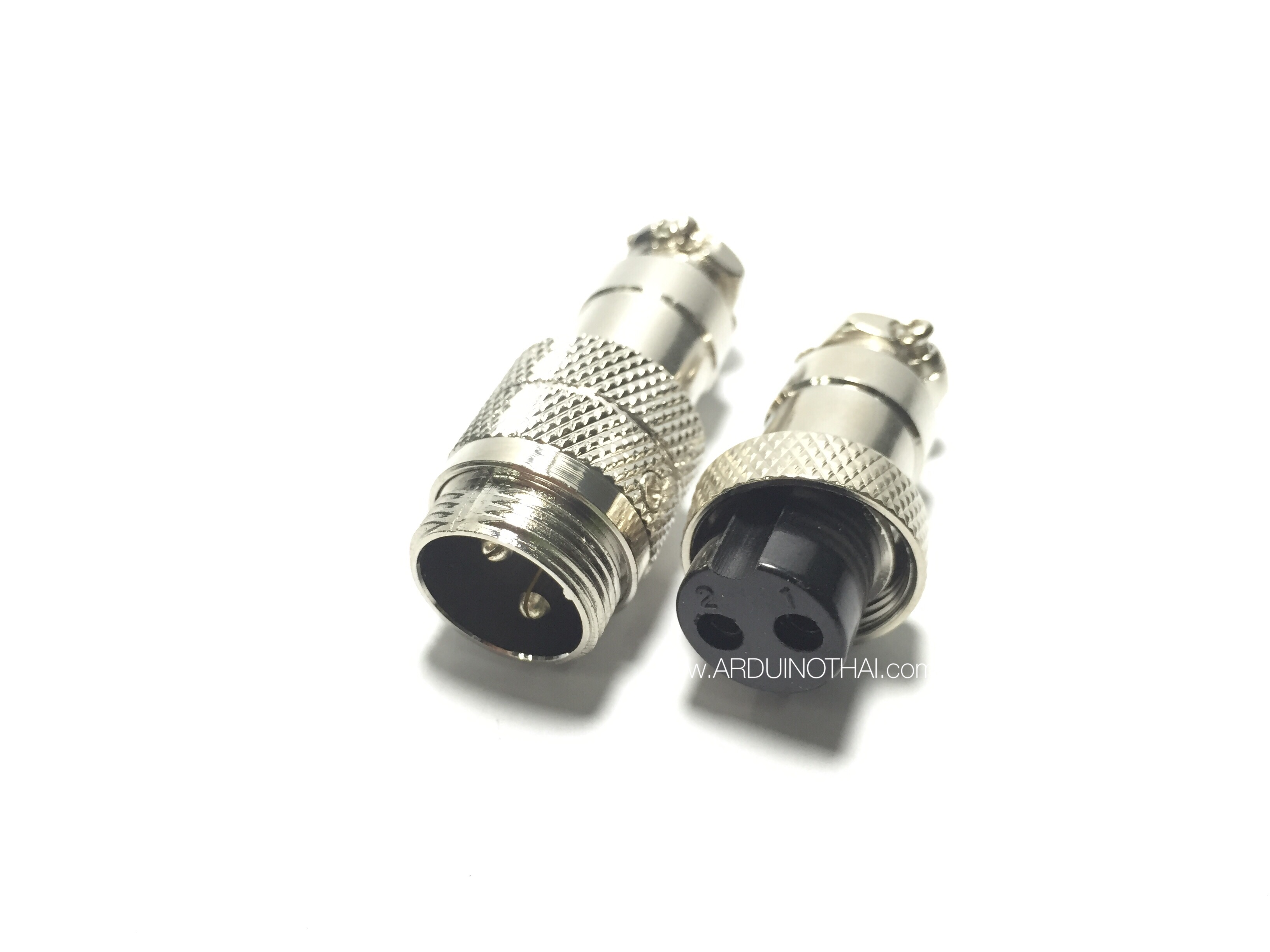Aviation plug GX16-2 core