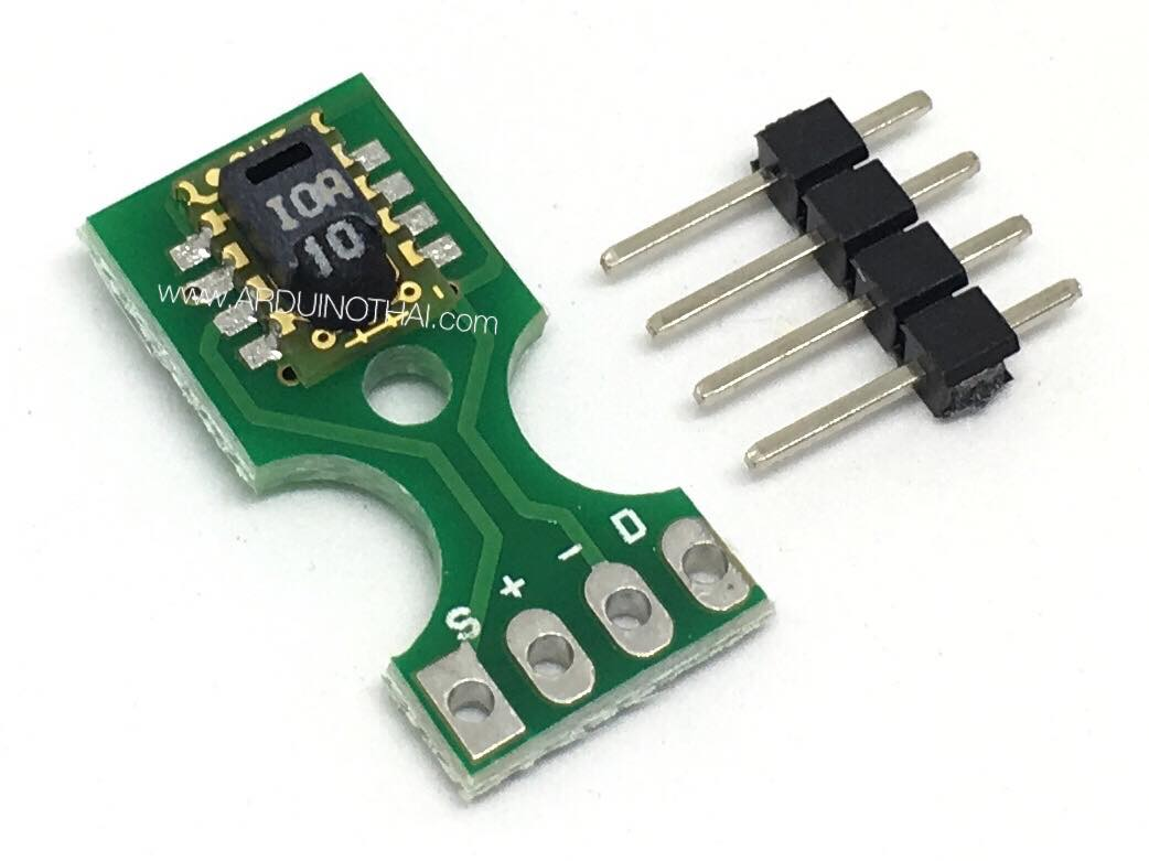 DHT90 SHT10 Digital Temperature and Humidity Sensor Module
