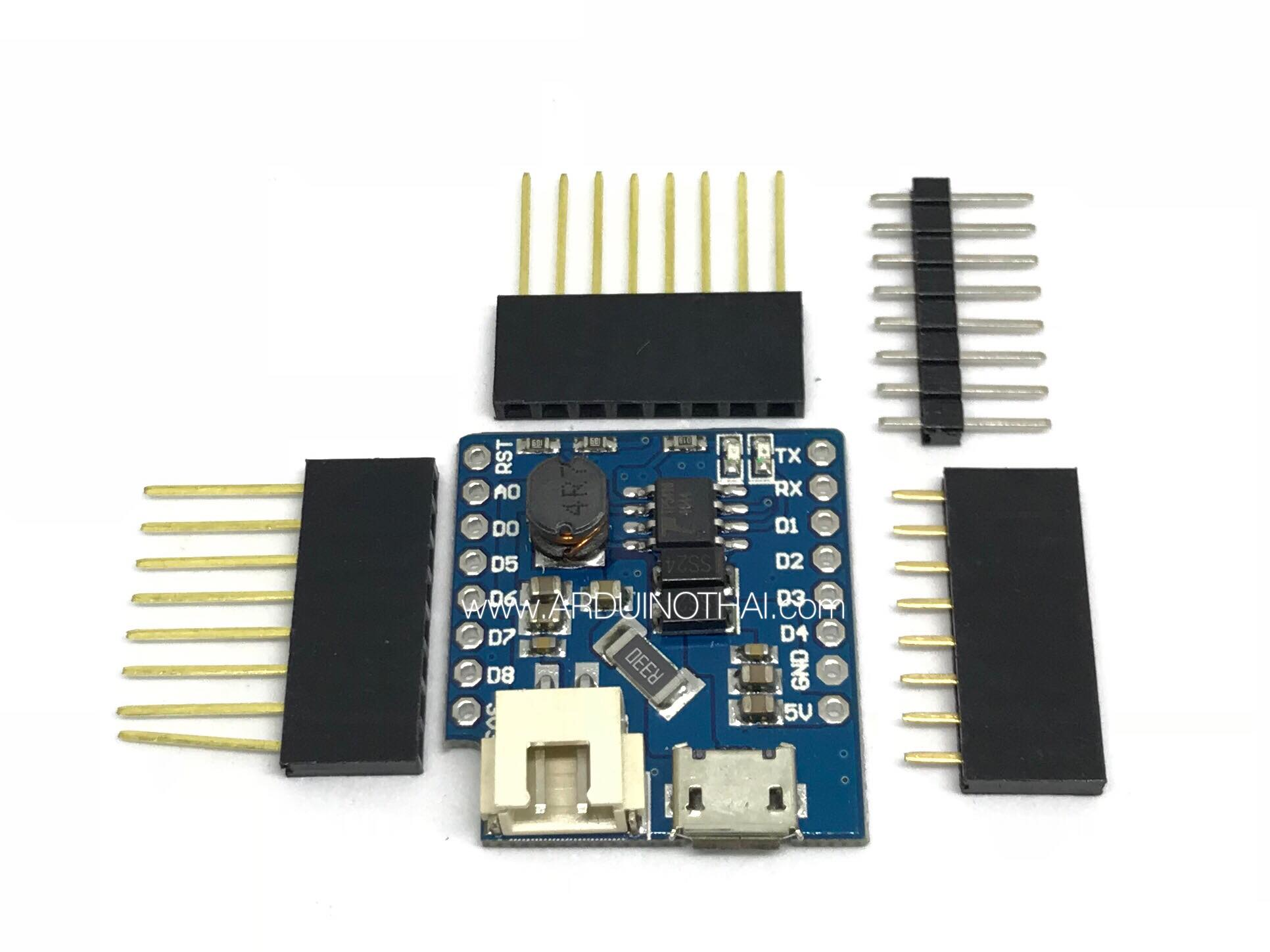 1A charging board module MICRO interface charging board FOR D1 MINI