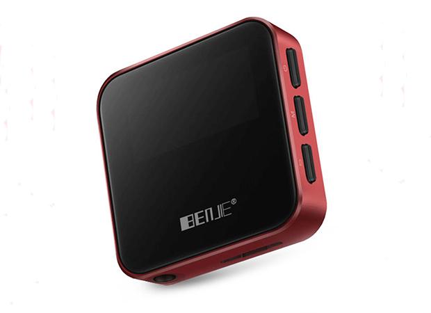 ขาย BENJIE T1 เครื่องเล่นพกพา Sports MP3 รองรับบลูทูช บันทึกเสียงได้