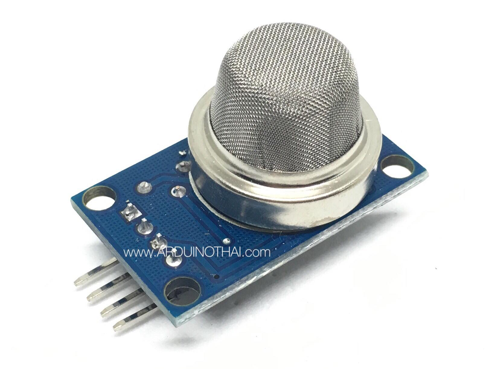 Smoke and Gas Sensor (MQ-2)