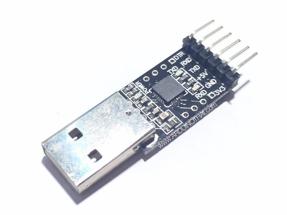 USB to TTL UART (CP2102) Set2