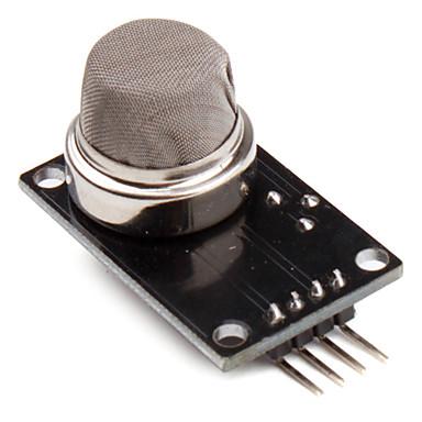 Smoke and Gas Sensor (MQ-2)