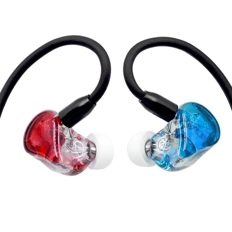 ขาย Magaosi K5 Ver2 อัพเกรดสาย หูฟัง 5 ไดร์เวอร์ (5BA) ถอดสายได้