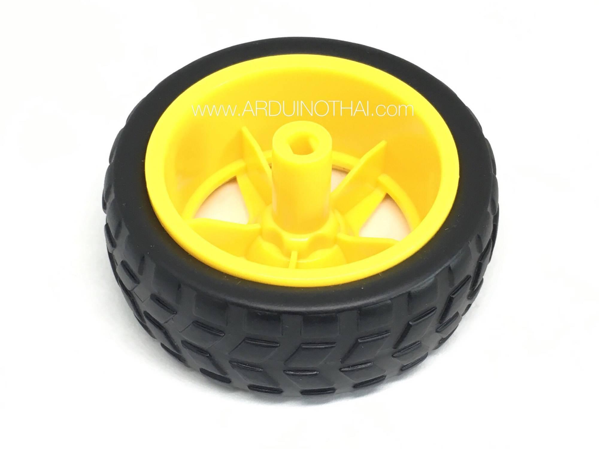 ล้อรถ Smart car wheel