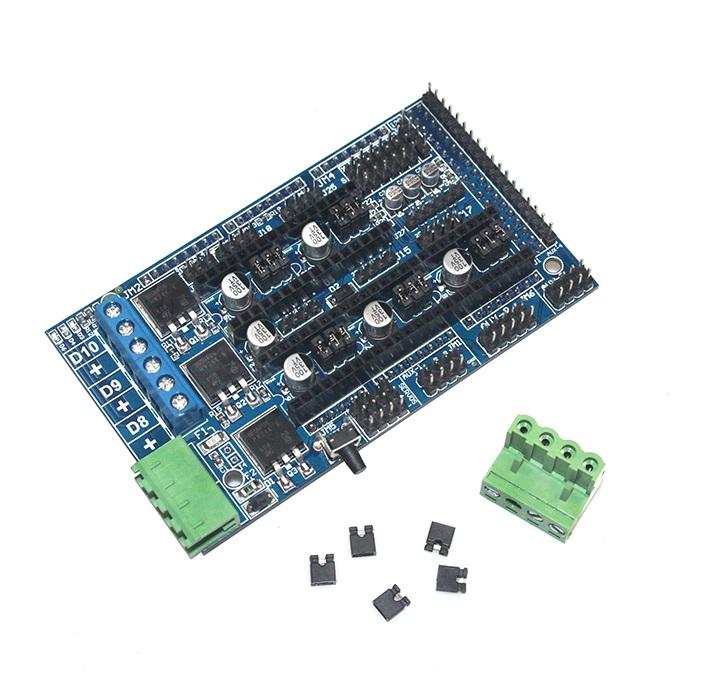 Ramps 1.5 upgrade 3D control panel mainboard Reprap Mendel