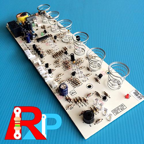 บอร์ดพัดลมไอน้ำ HT-AC10R1 V.1