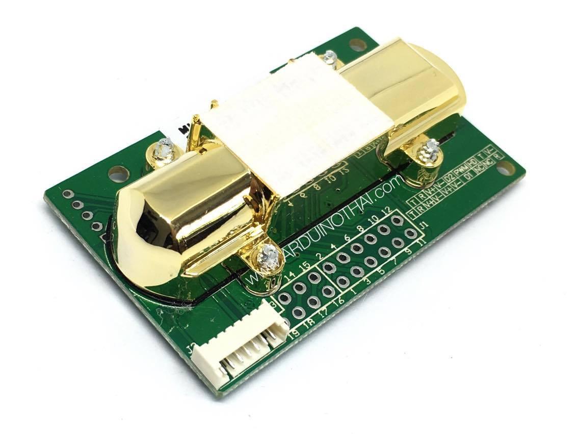 MH-Z14A CO2 Carbon Dioxide Sensor