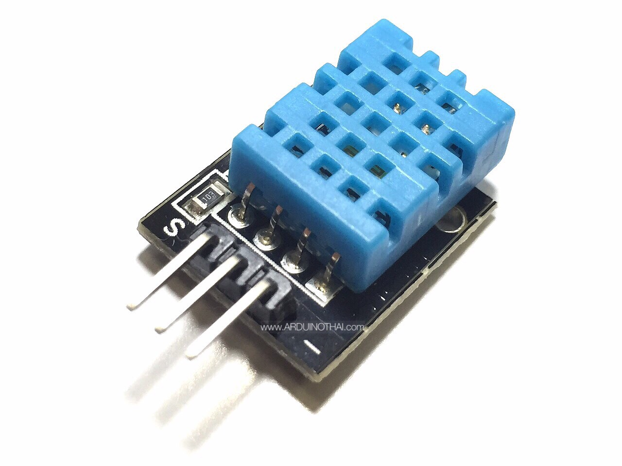 DHT11 Digital Temperature and Humidity Sensor Module (Set 2)
