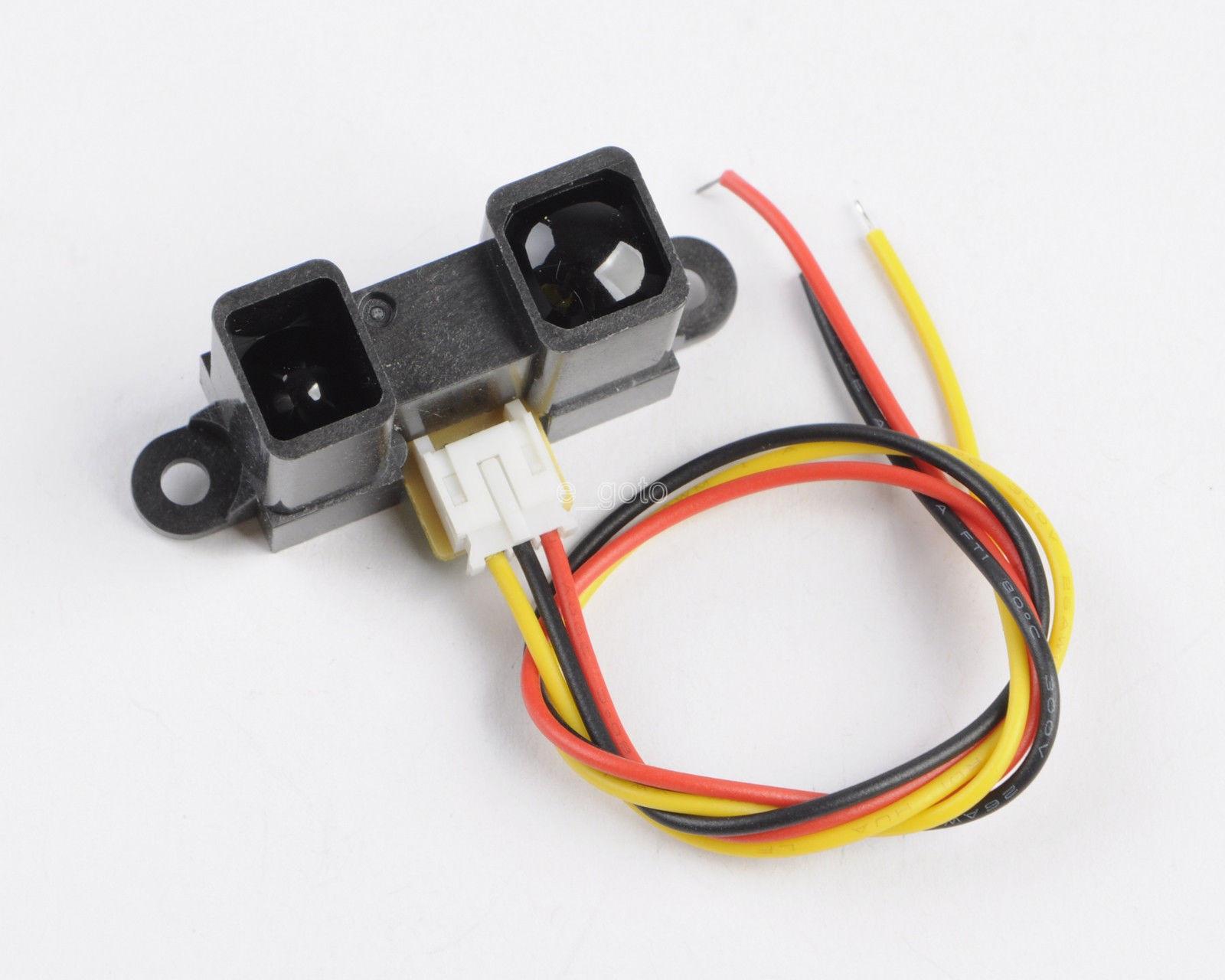 Sharp infrared distance sensor 20 - 150 CM