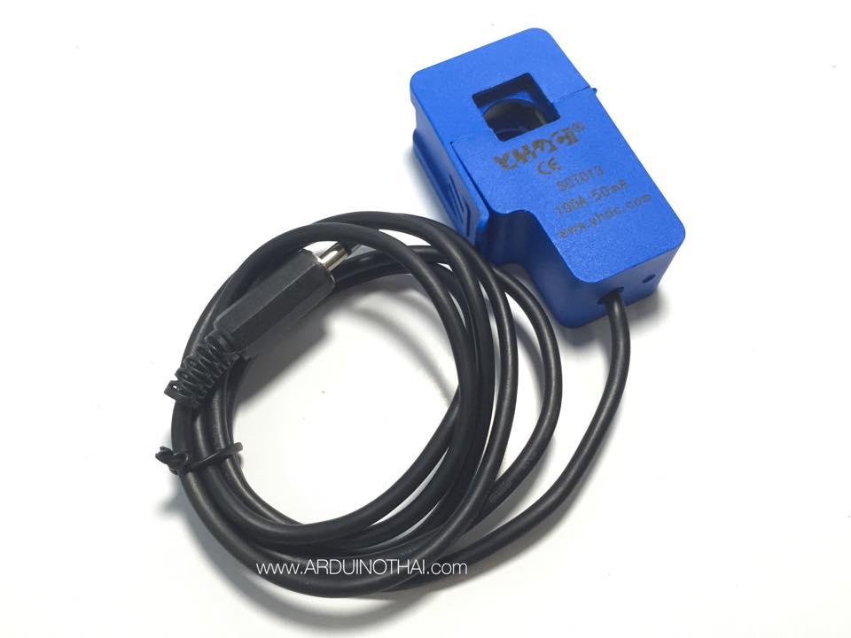 CT sensor SCT-013 100A/50mA