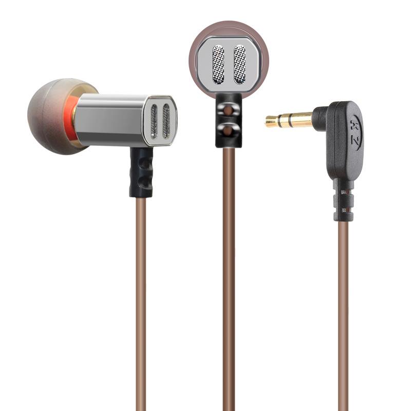 ขาย หูฟัง KZ ED9 หูฟัง[มีไมค์] อินเอียร์ รุ่นใหม่ Super Bass เบสหนักแน่น ตัดเสียงรบกวนได้ เปิดสัมผัสใหม่แห่งการฟังเพลง