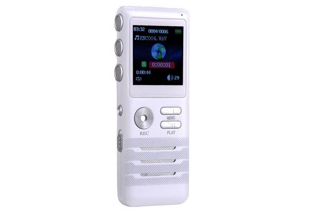 เครื่องบันทึกเสียง K6 (8GB)