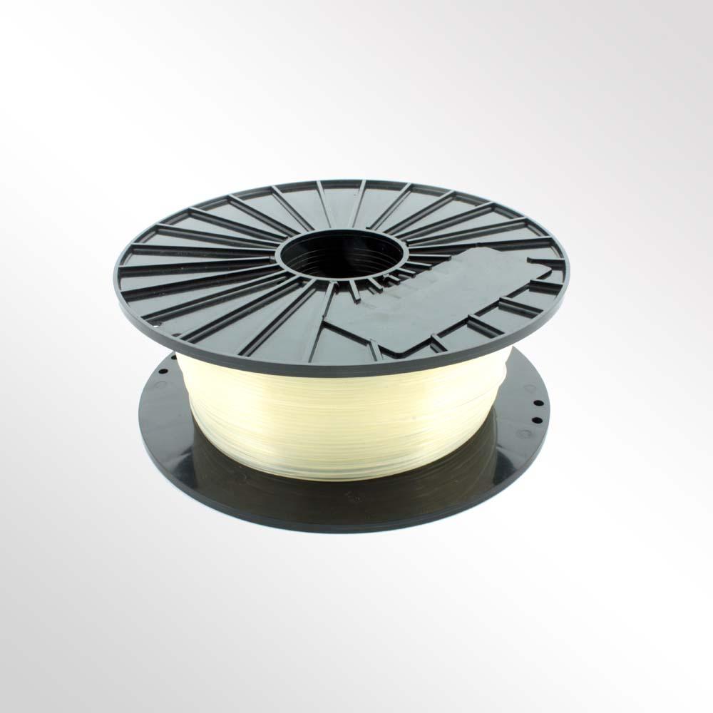 เส้นวัสดุ PLA ม้วนละ 1 กิโลกรัม (สีใส)