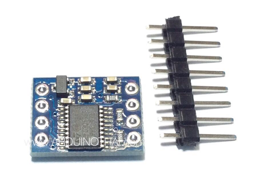 Serial Gyro/Accelerometer Module (MPU6050)