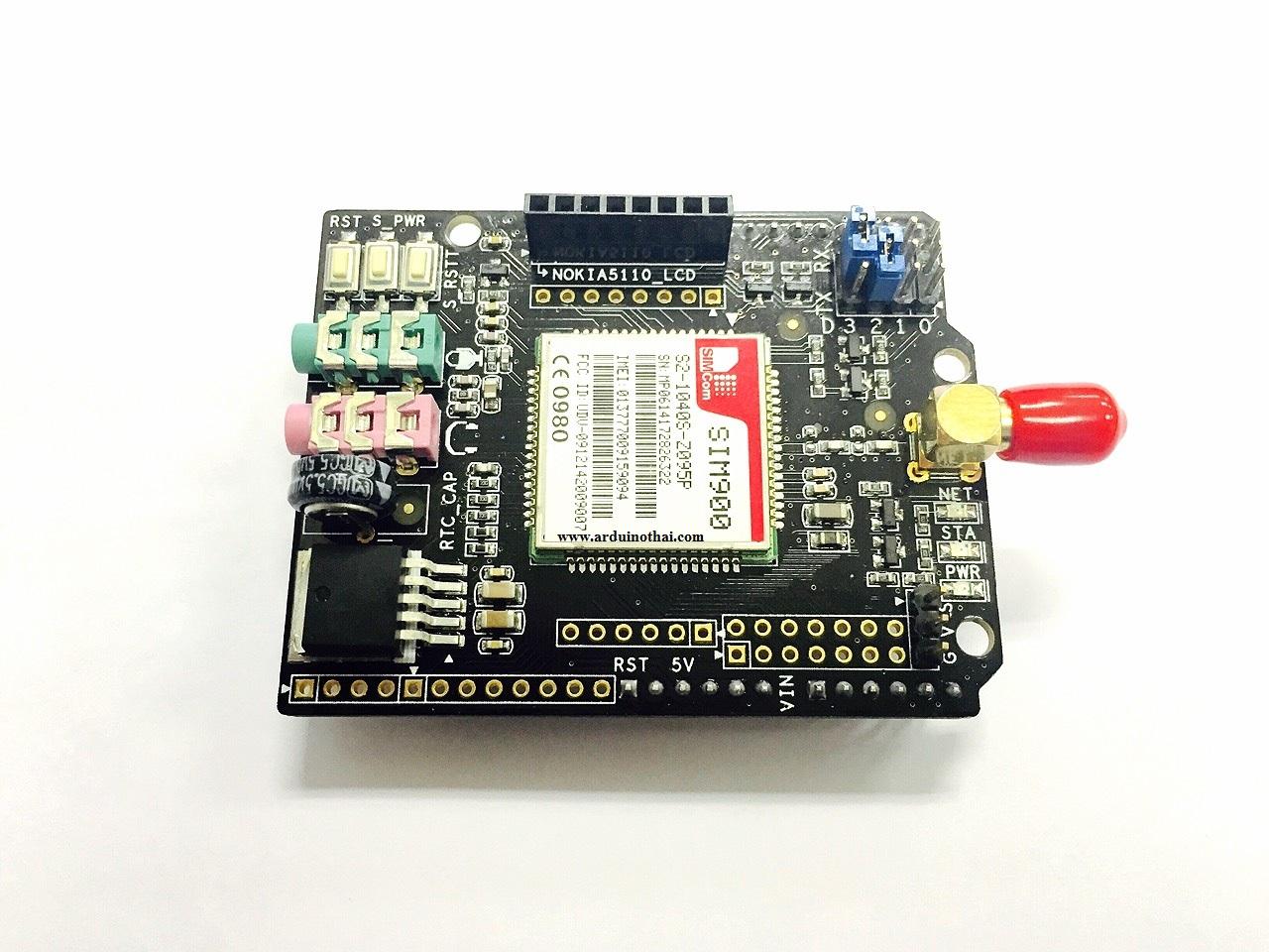 SIM900 GSM/GPRS Shield