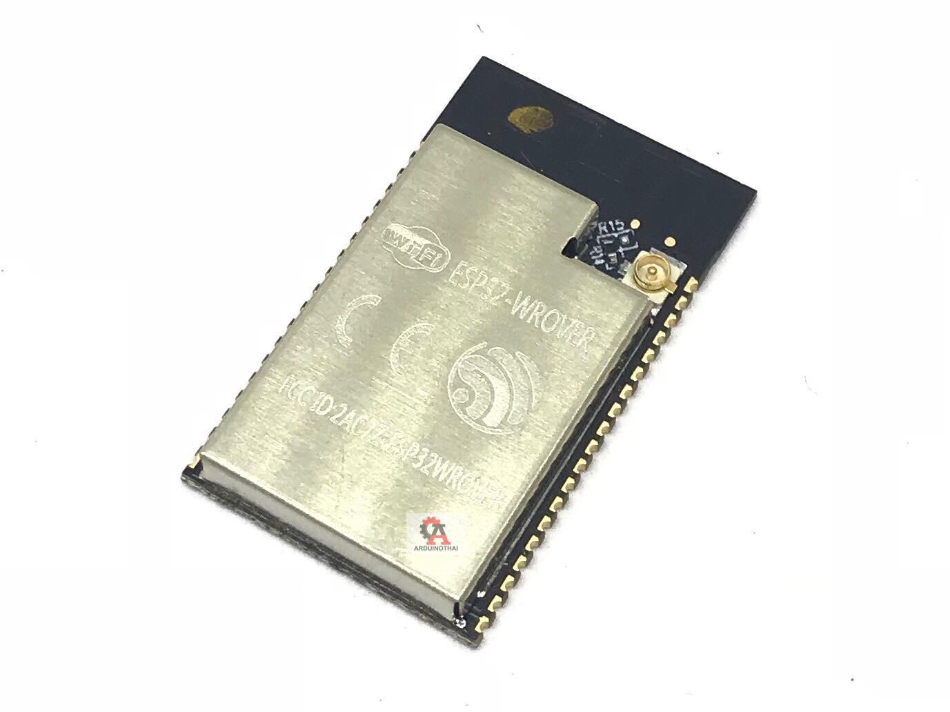 ESP32 WROVER module PCB and IPEX version