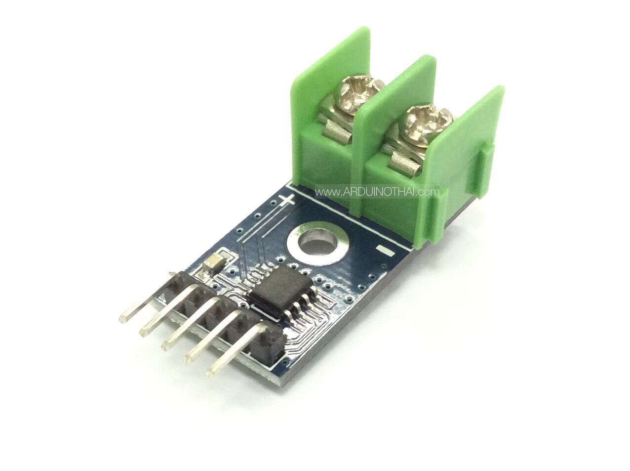 Digital Converter Module สำหรับ Thermocouple Type-K (MAX6675)