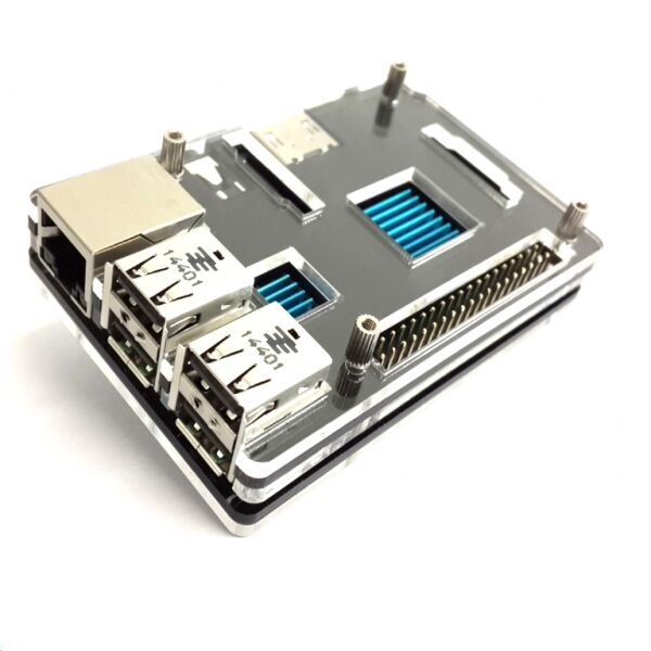 Case for Raspberry pi 2 model B