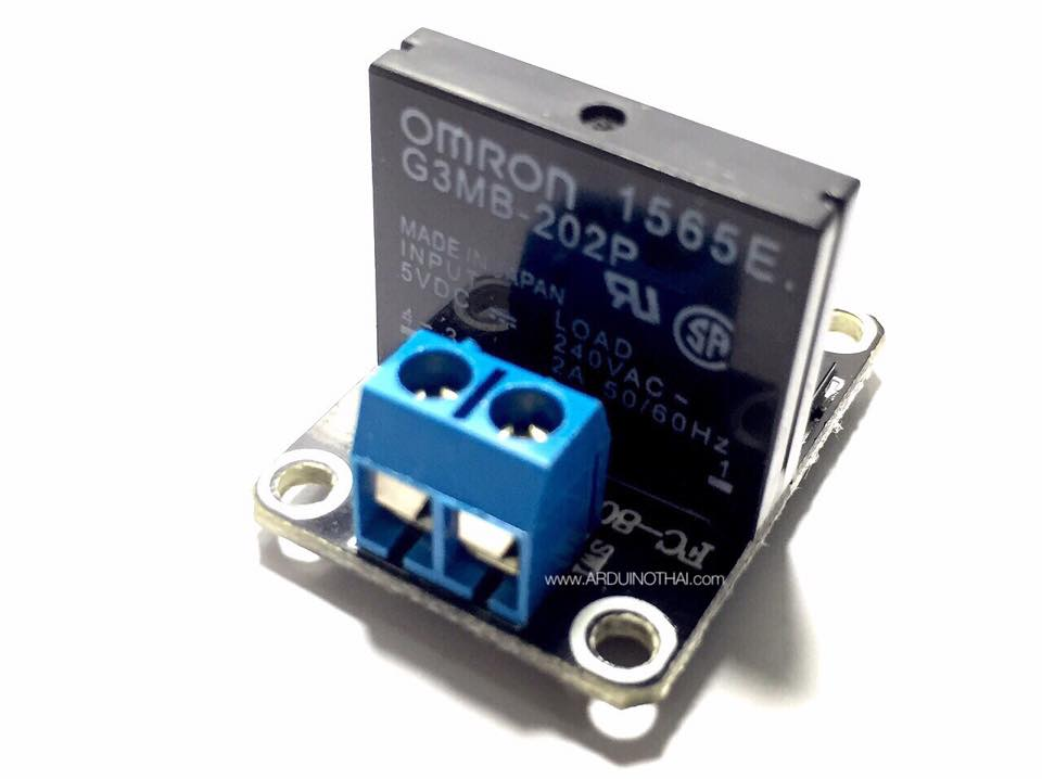 1 Chanel Solid State Relay