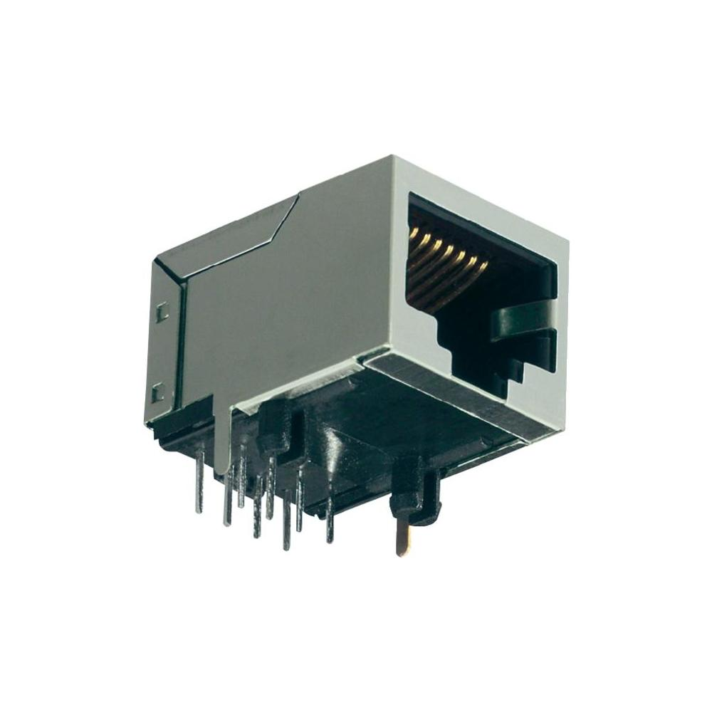RJ45 Mounted Sockets 8-pole