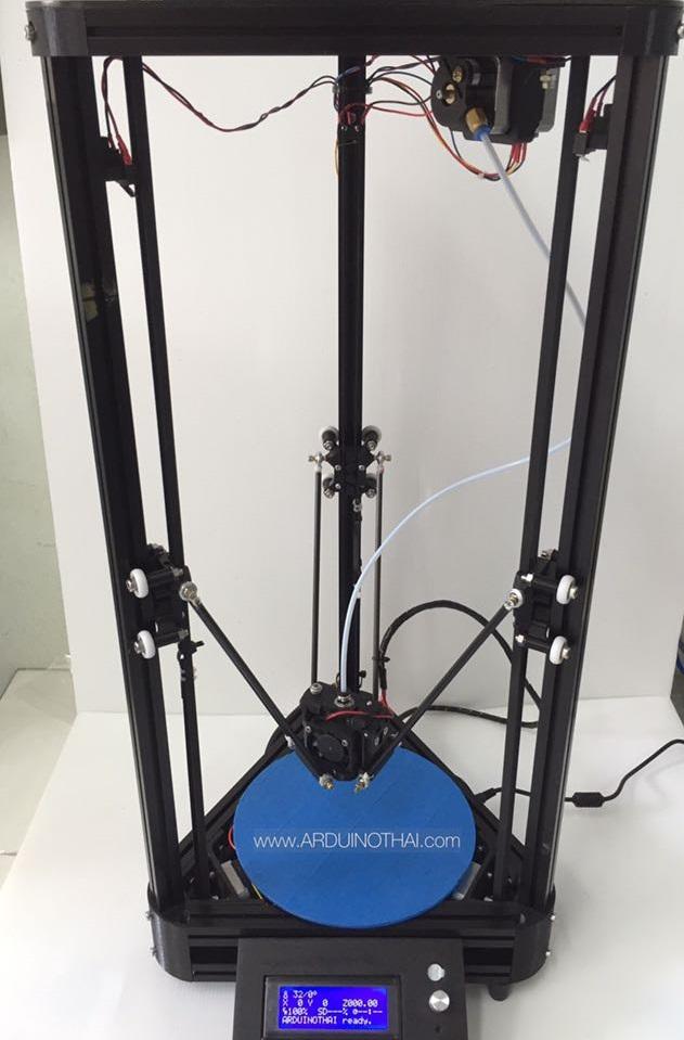 Delta 3D Printer (DIY)
