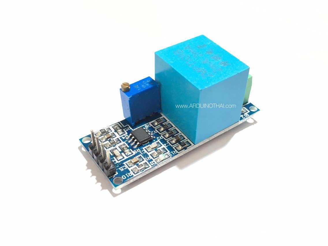 Single Phase AC Voltage Sensor Module