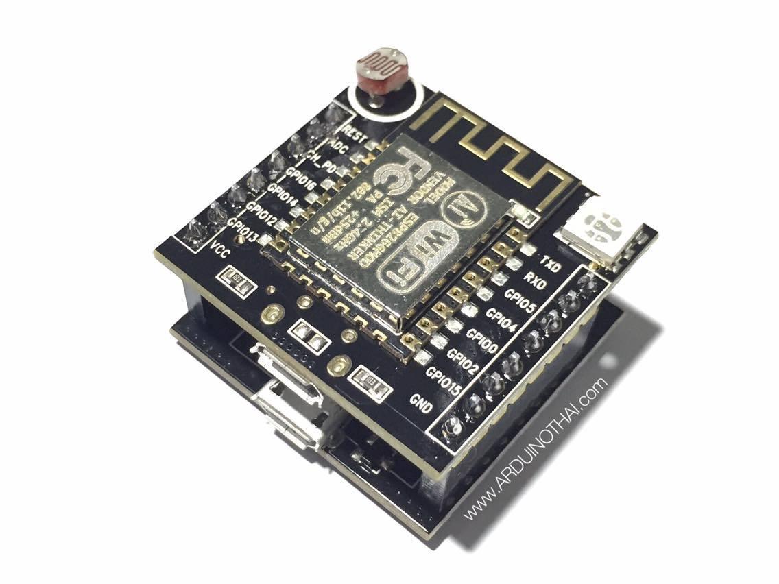 ESP8266 with cloud development board ESP-12F