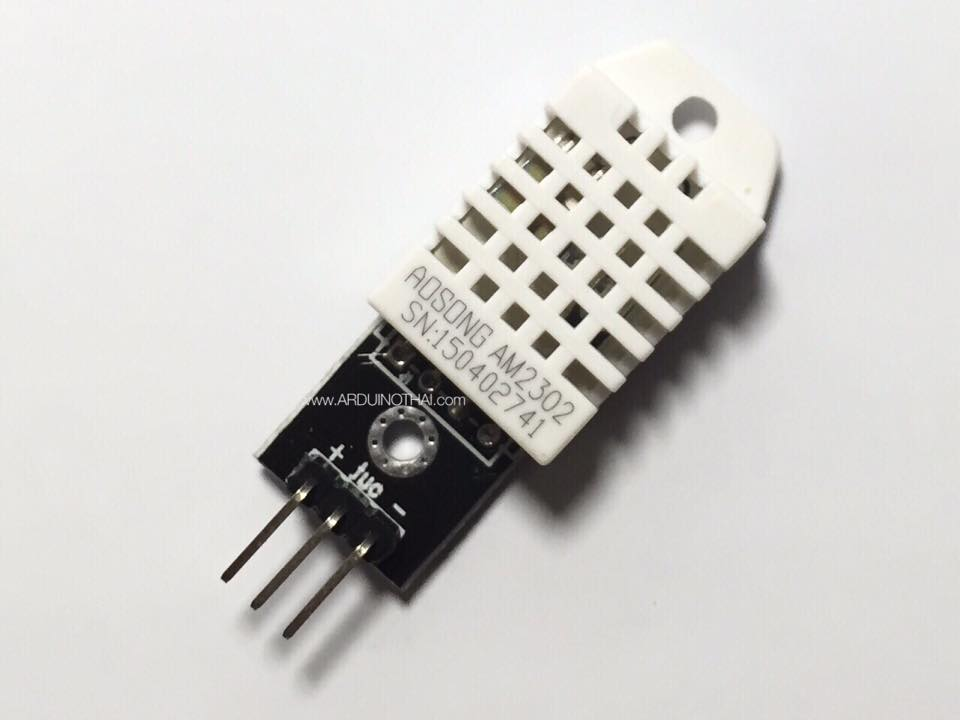 DHT22 (AM2302 temperature and humidity sensor module Set 2)
